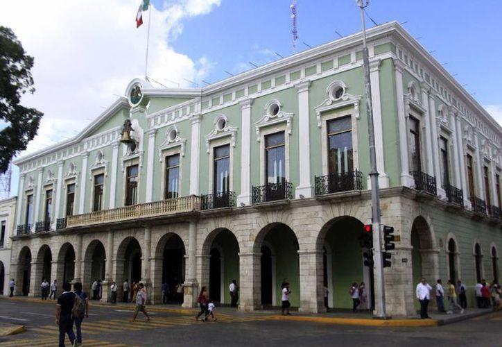 Gobierno de Yucatán fusiona dependencias.(Foto: Novedades Yucatán)