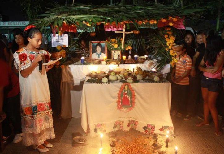 En el festejo se contribuirá al rescate de los usos y costumbres de los mayas. (Rossy López/SIPSE)