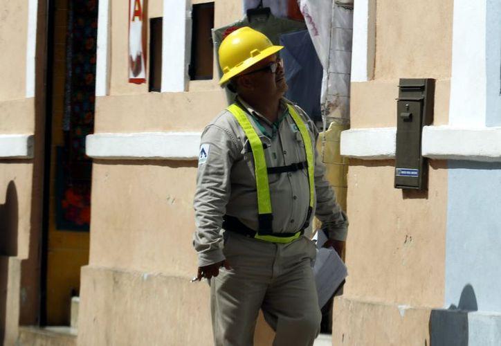 Algunos comercios o empresas ya no son competitivos tras el alza de energía eléctrica y se ven amenazados en su funcionamiento. (SIPSE)