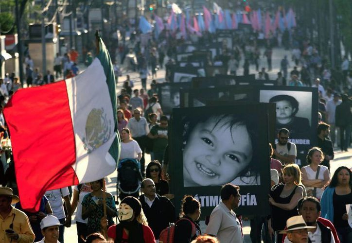 La agrupación de padres 'Manos Unidas por nuestros niños' reaccionó con indignación a la liberación de Delia Botello Amante, la única procesada por el incendio de la Guardería ABC. (Archivo/Notimex)