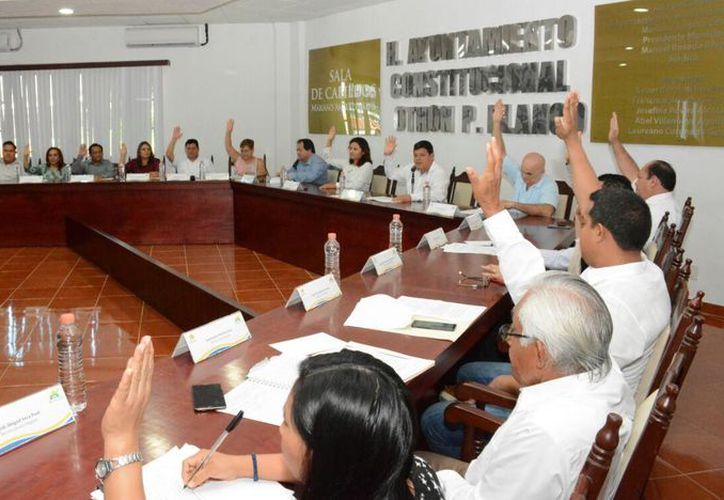 El presupuesto prioriza la infraestructura urbana, social y obras públicas, entre otros rubros. (Joel Zamora/SIPSE)