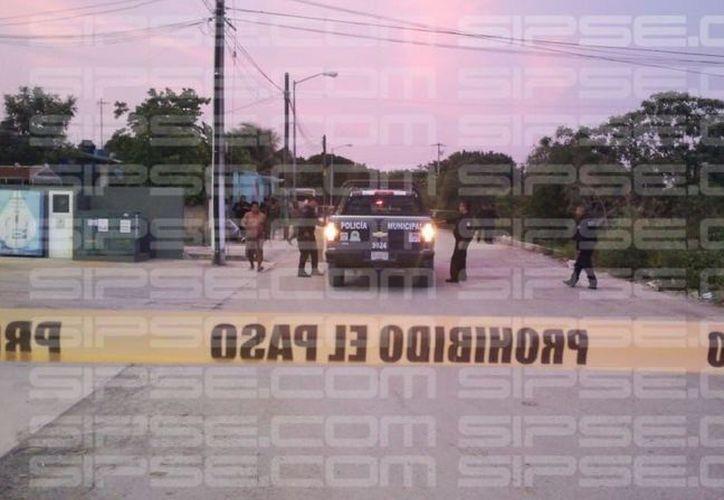 De acuerdo con datos preliminares los responsables son por lo menos cuatro sujetos y se trasladaron a bordo de una camioneta. (SIPSE)