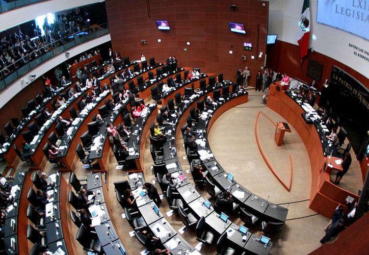 Este jueves 19 de noviembre de 2015, tras larga sesión, el Senado aprobó la nueva Ley Federal de Transparencia y Acceso a la Información Pública, que ya fue turnada a la Cámara de Diputados. (Archivo/Notimex)