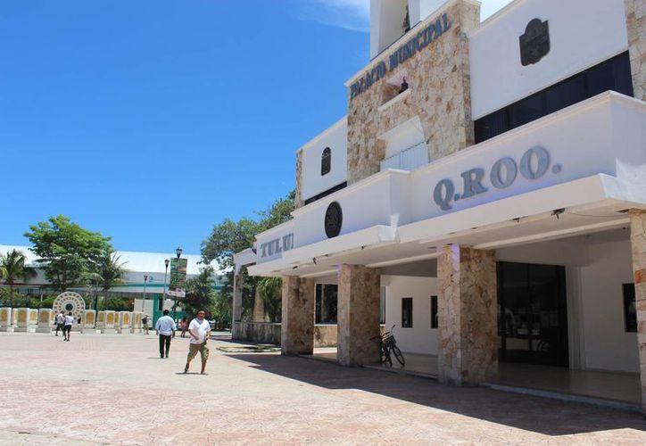 El Ayuntamiento de Tulum logró evitar un embargo del SAT, por una deuda por falta de pago del ISR. (Sara Cauich/SIPSE)