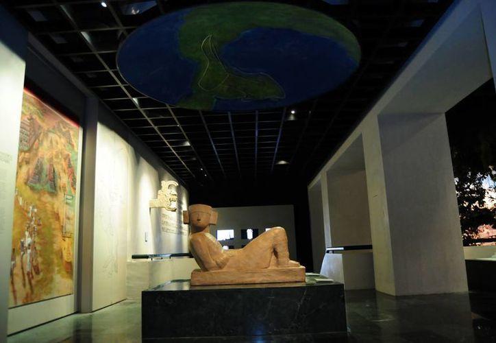 Continúan los trabajos de remodelación en los museos de la capital del Estado. (Paloma Wong/SIPSE)