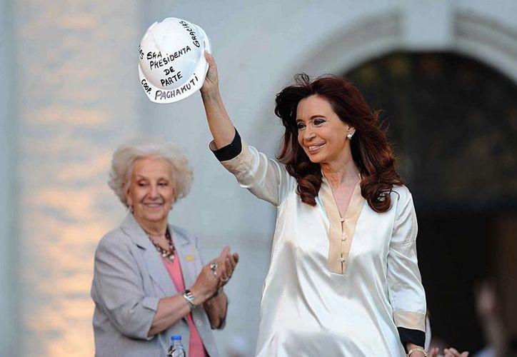 Cristina Fernández enfrenta varias acusaciones por corrupción durante su mandato. (Archivo/Notimex)