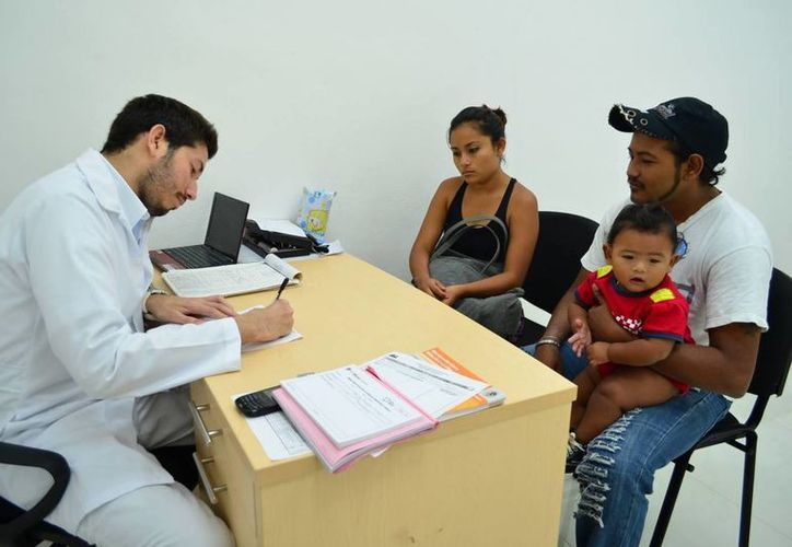 Derechos Humanos estará presente en las revisiones médicas de los agraviados que denuncien situaciones ante la dependencia. (Ángel Castilla/SIPSE)