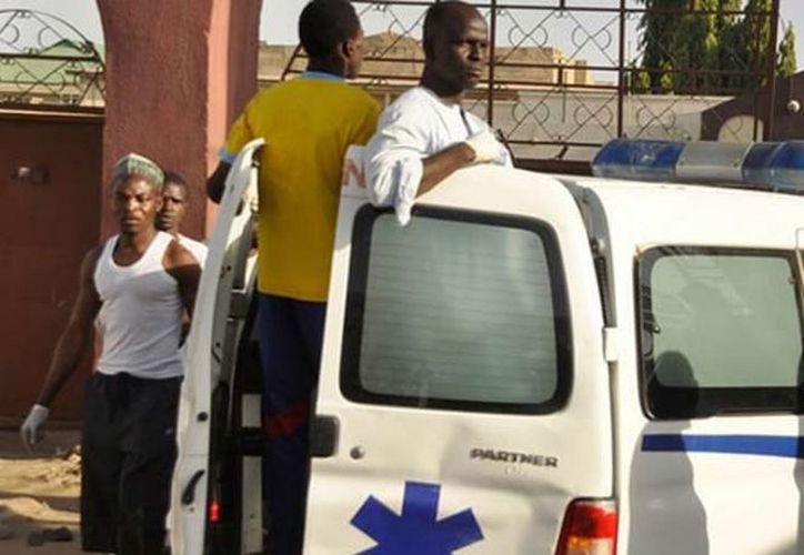 Hombres armados mataron a 17 fieles en Nigeria. (AP)