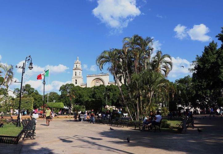El Plan Estatal de Desarrollo 2018-2024 tendrá como base cuatro sectores: economía, desarrollo social, cultura y medio ambiente. ( Foto: Daniel Sandoval)