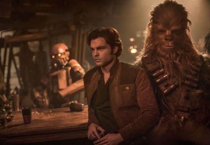 Su taquilla total al segundo fin de semana de la cinta de ficción galáctica ha llegado a los 149 millones 500 mil dólares. (Contexto/Internet)