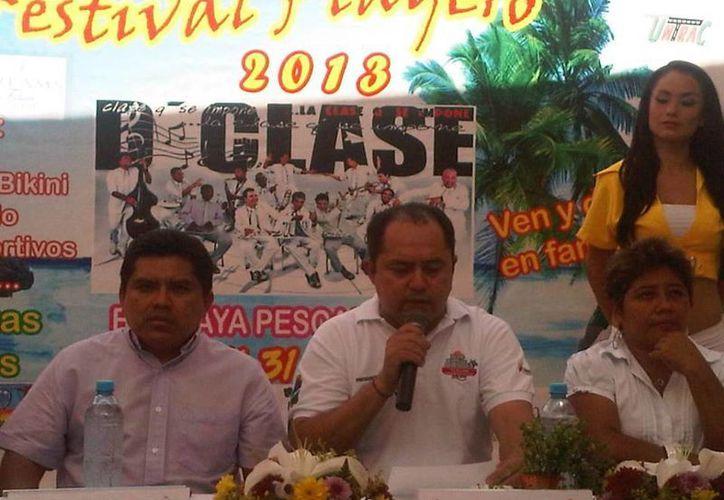 El alcalde dijo que se esperan visitantes nacionales y extranjeros. (Cortesía/SIPSE)