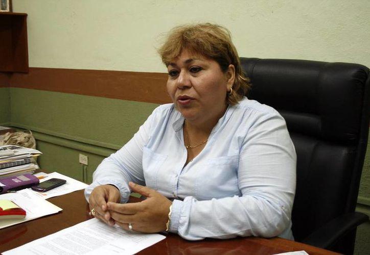 Elizabeth Gamboa, directora del Indemaya, dijo que se reunió con el Cónsul de México en Los Angeles y le pidió ayudar nuestros paisanos a conseguir licencias de conducir. (SIPSE)