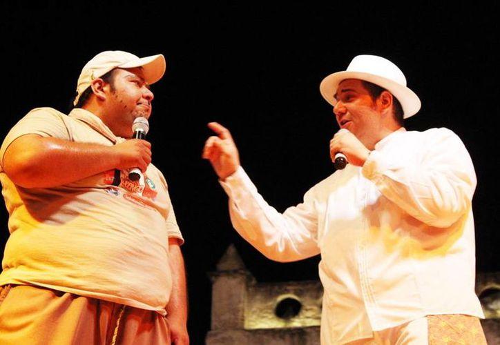 Los hermanos Mario y Daniel Herrerá han impulsado el teatro regional. (Milenio Novedades)