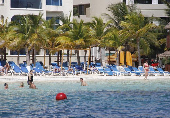 Es necesario invertir más en promoción de Cancún en Estados Unidos, Canadá y Sudamérica, que son los mercados que requieren de más impulso. (Israel Leal/SIPSE)