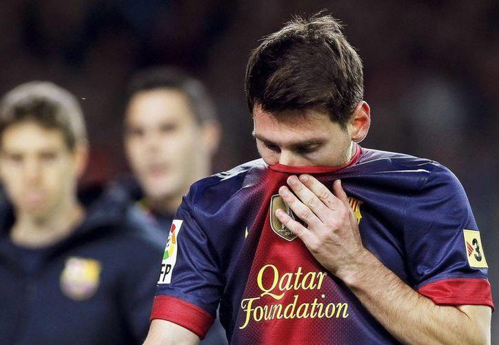 Se investiga también si Messi ratificó cometer el fraude a Hacienda hasta que se hizo mayor de edad o desde antes. (EFE)
