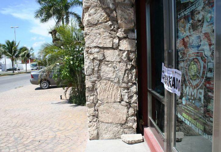 Uno de los establecimientos está en la colonia Ejidal. (Octavio Martínez/SIPSE)
