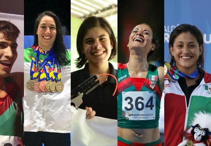 La delegación nacional se proclamó monarca de la máxima competición deportiva de la zona mesoamericana. (Milenio)