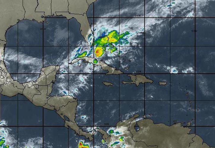 En Playa del Carmen prevén lluvias con una temperatura máxima de 25 grados. (Redacción/SIPSE)