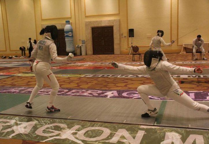 La competencia, que se realizó en Quintana Roo,  estuvo reñida con la delegación de Baja California. (Milenio Novedades)