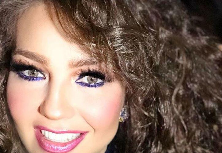 Thalía suele compartir fotos de sus looks en su día día, recibiendo cientos de halagos. (Foto: Instagram)