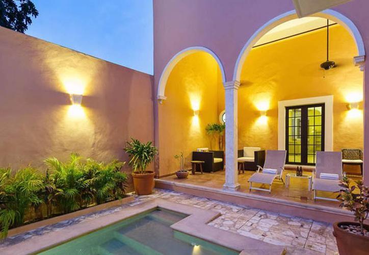 El Gobierno del Estado propuso un impuesto del 3 por ciento para propiedades en Yucatán que ofrezcan hospedaje por medio de las famosas 'apps'. (Milenio Novedades)