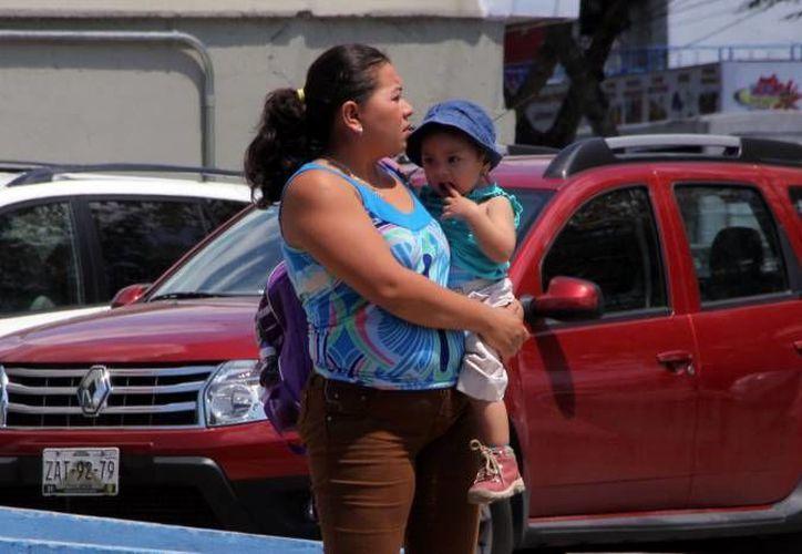 El calor se mantendrá en Mérida en los próximos días. De hecho, las temperaturas mínimas pronosticas son de 20 a 24 grados. (SIPSE)