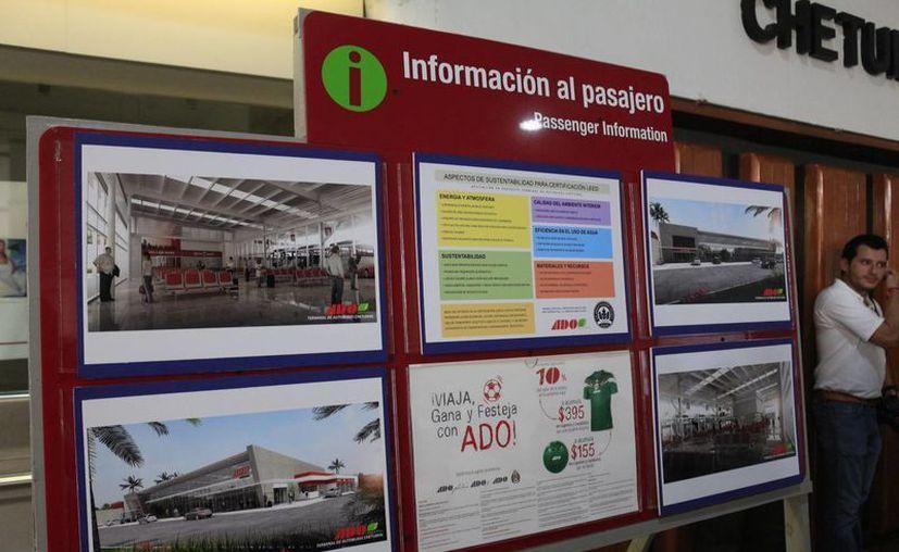 Tendrá Chetumal una nueva terminal de autobuses. (Jorge Carrillo/SIPSE)