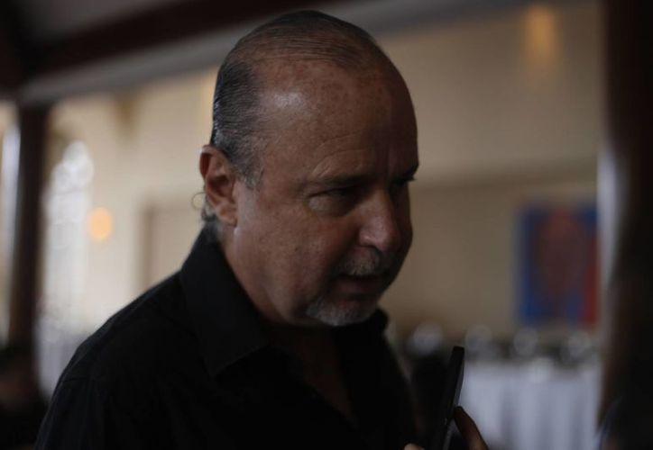 Jesús Almaguer Salazar, titular de la  Oficina de Visitantes y Convenciones. (Redacción/SIPSE)