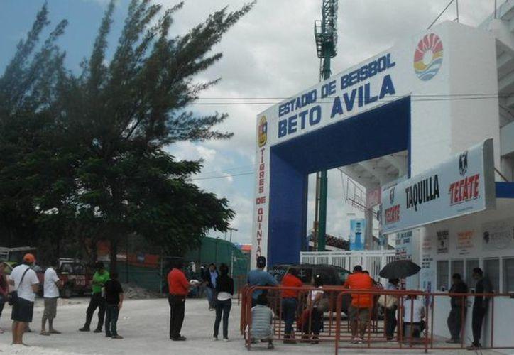 El juego de inauguración será entre Tigres de Quintana Roo y Diablos Rojos de México. (Raúl Caballero/SIPSE)
