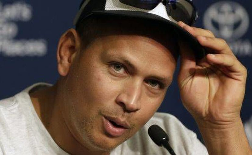 Alex Rodríguez, quien hasta hace poco era una estrella en las Grandes Ligas, es feliz como instructor de ligas menores. (AP)