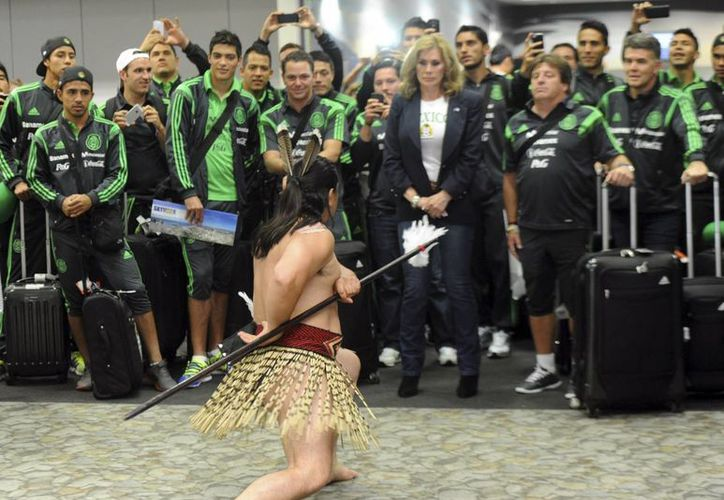 El 'Haka' es una danza de guerra maorí. (Foto: Agencias)