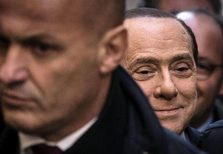 El mismo Berlusconi ha negado repetidamente que tenga intenciones de vender al Milán. (EFE)
