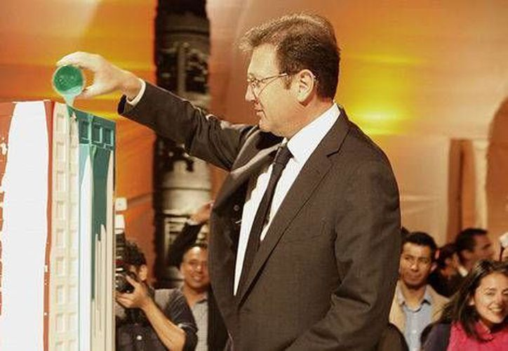 Marcos Achar, director general de Comex: el ser parte de PPG nos dará nuevas oportunidades de crecimiento. (Milenio)