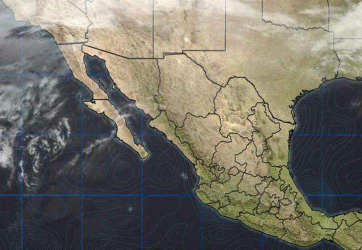 La probabilidad de lluvias en Cancún es del 10 por ciento. (Conagua)
