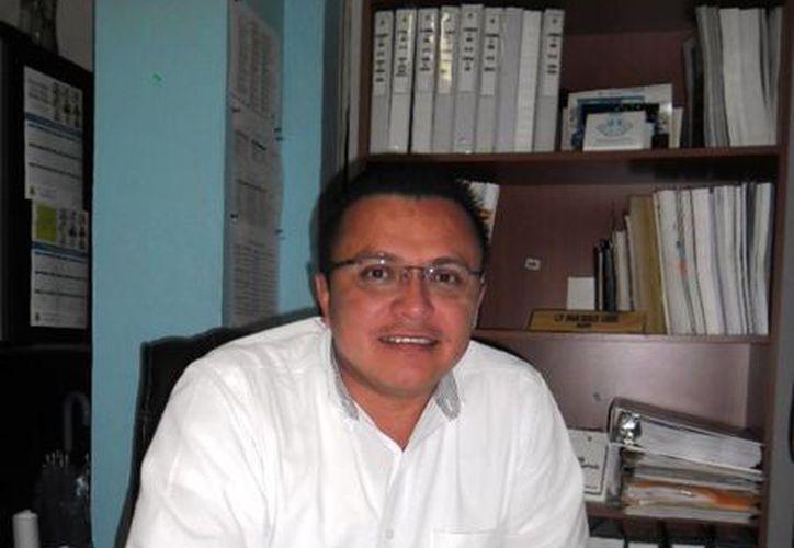 El regidor Juan Barea Canul es coordinador de los ediles panistas en el Ayuntamiento de Mérida. (SIPSE)