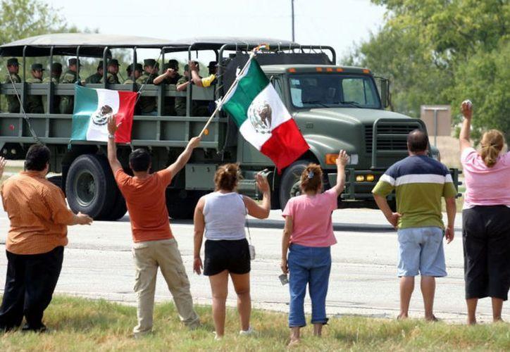 México estará atento del desarrollo del huracán que impactó tanto el Estado de Florida como Texas y Louisiana. (Vanguardia)