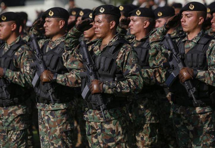 La Sedena indicó que los ministros de defensa de EU y Canadá identificaron diversas  áreas para extender su cooperación. (AP)