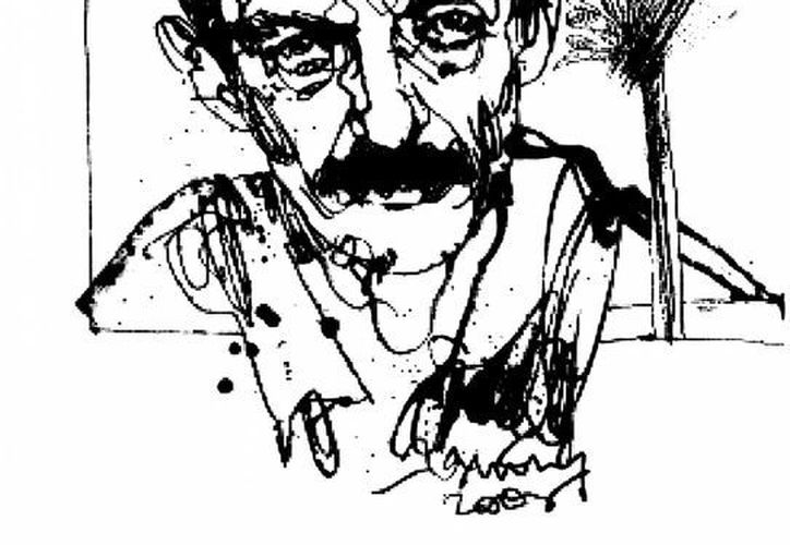El escritor nació en Mérida el 19 de diciembre de 1943 y falleció en Coatzacoalcos, Veracruz, hace 10 años. (Milenio Novedades)