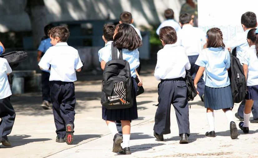 Los alumnos tomarán un curso remedial que permitirá diagnóstico de lo aprendido. (Archivo/Novedades Yucatán)