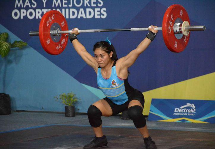 Ayer se llevaron a cabo las competencias en la rama femenil. (Miguel Maldonado/SIPSE)