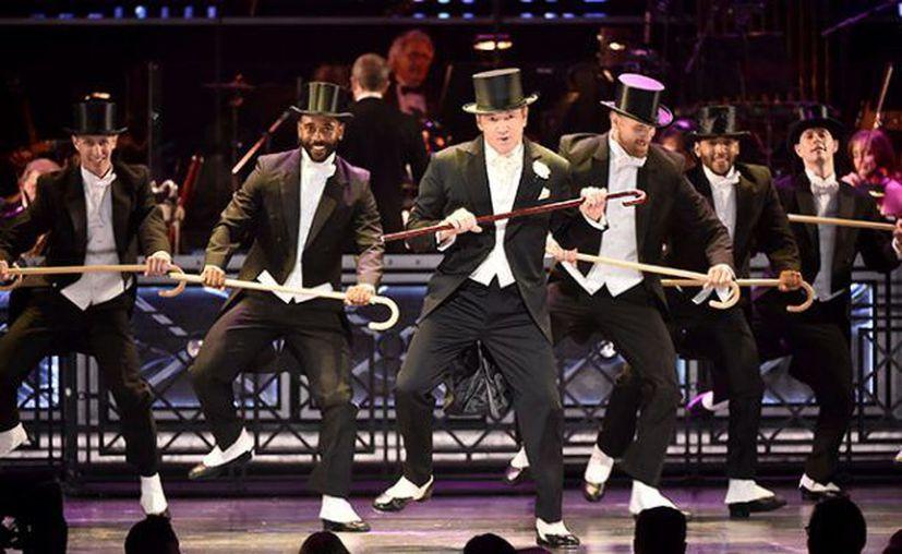 Kevin Spacey fue el conductor de los Tony Awards 2017. (Milenio.com)