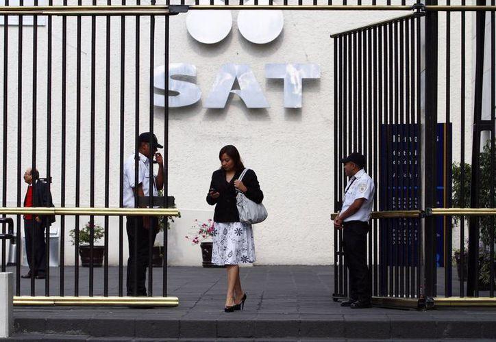 La publicación en Internet de contribuyentes incumplidos del SAT es la segunda del año. (Notimex)