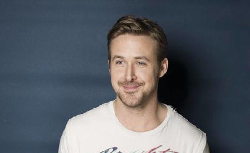 Gosling dice que intenta mantenerse 'hiperenfocado' para protegerse del plató seductor. (Agencias)