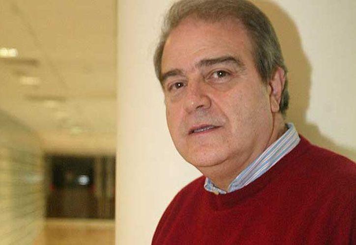 Jaime Román, productor de televisión en Chile, está acusado de mantener relaciones con menores entre 12 y 17 años. (emol.com)