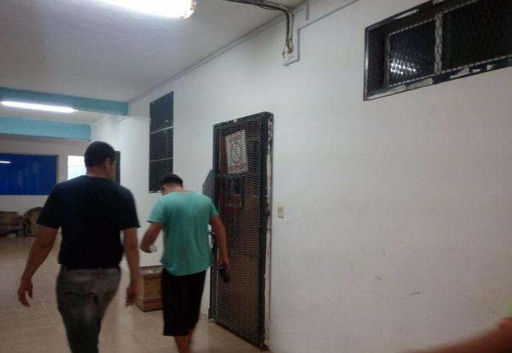 El joven fue trasladado al Centro de Reinserción Social de Cancún. (Eric Galindo/SIPSE)