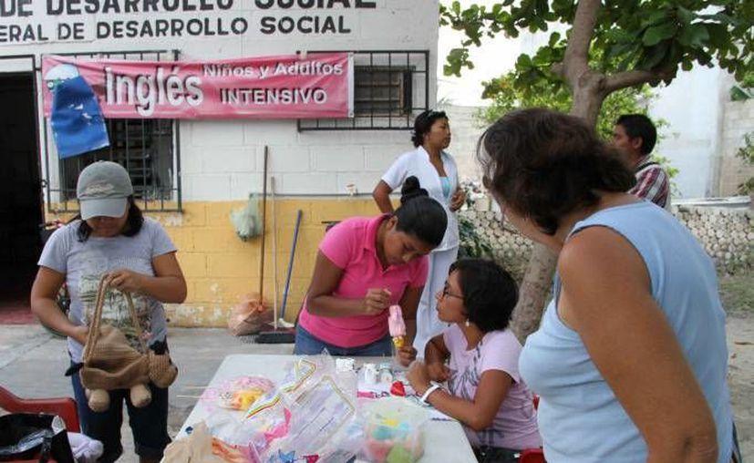 Los recursos serán utilizados para el funcionamiento de los centros de desarrollo comunitario. (Imagen de archivo/ SIPSE)