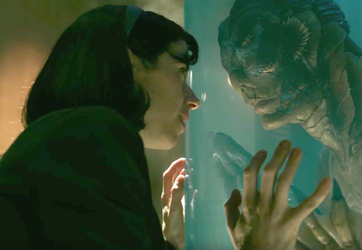 La cinta La forma del agua encabeza nominaciones en Critics' Choice Awards. (Internet)