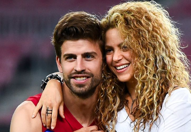 Piqué confirmó que la canción de amor que Shakira interpretó con tanto cariño era para él. (Foto: Contexto)
