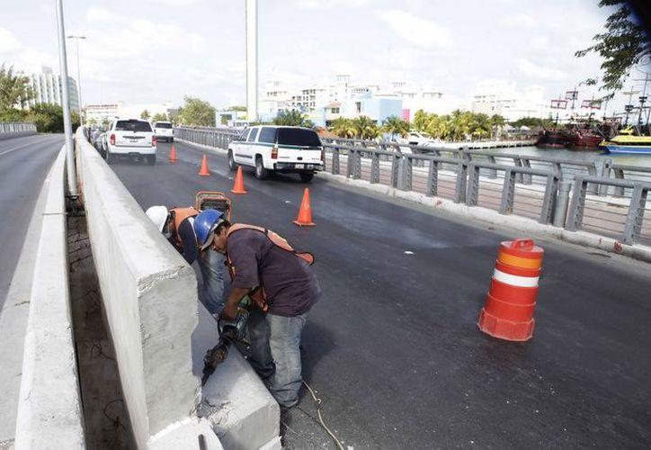 Los trabajos de demolición finalizarán el próximo 5 de febrero. (Cortesía/SIPSE)