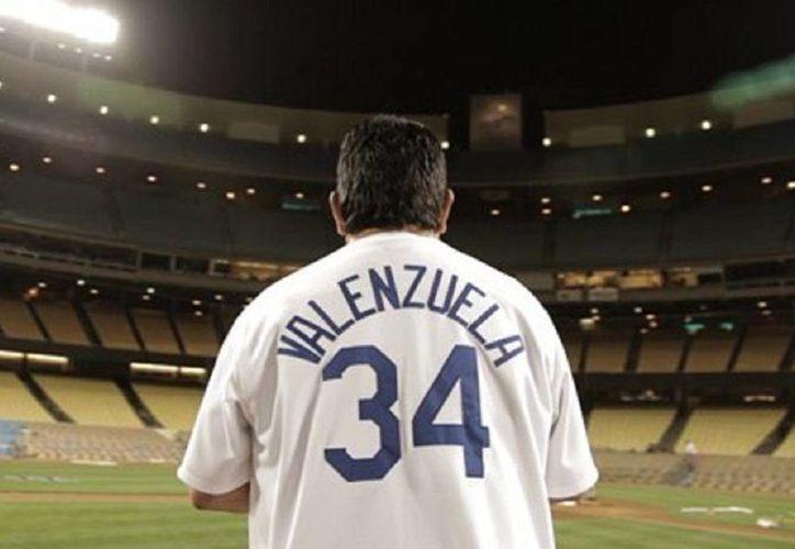 Mientras esté Fernando Valenzuela Jr. jugando con Leones de Yucatán, usará la franela mencionada. (Milenio Novedades)